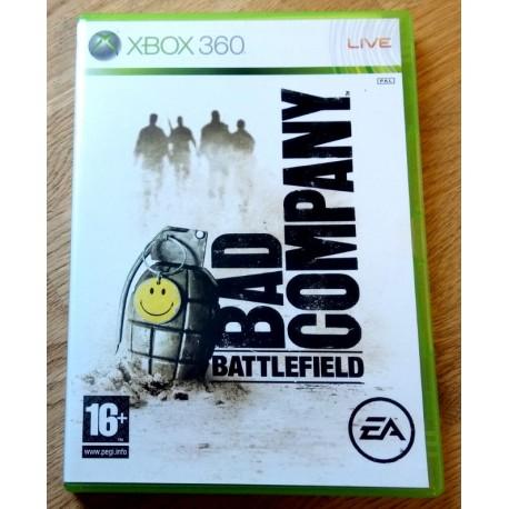 Xbox 360: Battlefield - Bad Company (EA games)