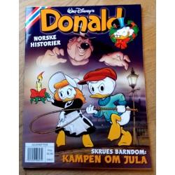 Donald - Norske historier - Skrues barndom