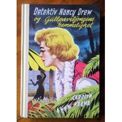 Detektiv Nancy Drew og Gullpaviljongens hemmelighetNr. 36