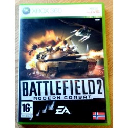 Xbox 360: Battlefield 2 - Modern Combat (EA Games)