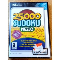 25,000 Sudoku Puzzles (PC)
