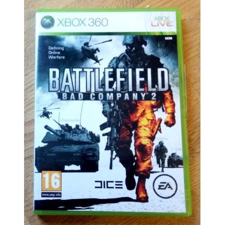 Xbox 360: Battlefield - Bad Company 2 (EA Games)