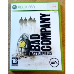 Xbox 360: Battlefield - Bad Company (EA games)