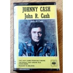 Johnny Cash: John R. Cash (kassett)
