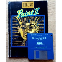 Deluxe Paint II (Electronic Arts)
