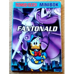 Donald Duck & Co - Minibok - Fantonald