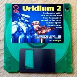 Amiga Format Cover Disk Nr. 53B: Uridium 2