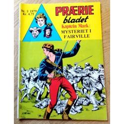Præriebladet: 1979 - Nr. 3 - Mysteriet i Fairville