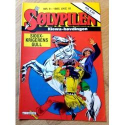 Sølvpilen: 1985 - Nr. 9 - Sioux-krigerens gull