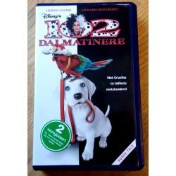 102 Dalmatinere - Møt Cruellas to tøffeste motstandere! (VHS)