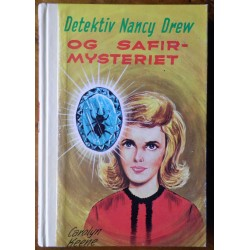 Detektiv Nancy Drew og safirmysteriet- Nr. 46