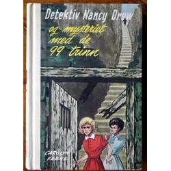 Detektiv Nancy Drew og mysteriet med de 99 trinn- Nr. 43