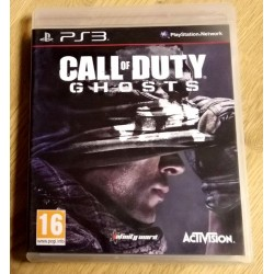 Playstation 3: Call of Duty Ghosts (Activision)