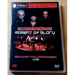 Scorpions: Moment of Glory - Berliner Philharmoniker Live (DVD)