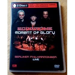Scorpions: Moment of Glory - Berliner Philharmoniker Live (DVD)