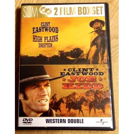 2 x Clint Eastwood: High Plains Drifter - Joe Kidd (DVD)