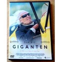 Giganten - Erik Bye (DVD)