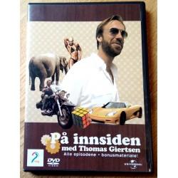 På innsiden med Thomas Giertsen (DVD)