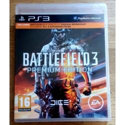 Playstation 3: Battlefield 3 - Premium Edition (EA Games)