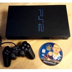 Playstation 2: Komplett konsoll med spill
