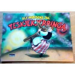 Alf Prøysens Jul - Teskjekjerringa - 1992