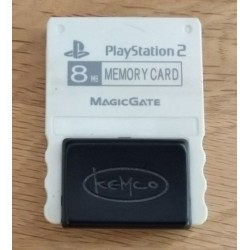 Playstation 2 - 8 MB Memory Card - Kotobuki System