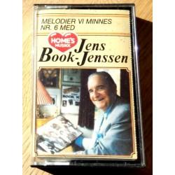 Melodier vi minnes - Nr. 6 - Med Jens Book-Jensen (kassett)