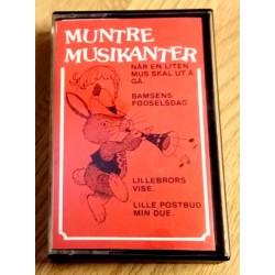Muntre Musikanter (kassett)
