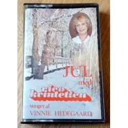 Jul med Rico Kvintetten - Sunget af Vinnie Hedegaard (kassett)