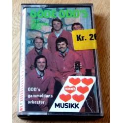 15 gode Odds med Odd's gammeldanskorkester (kassett)