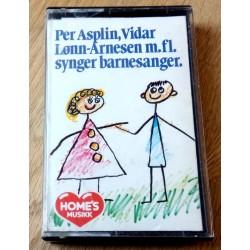 Per Asplin, Vidar Lønn-Arnesen m.fl. synger barnesanger (kassett)
