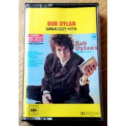 Bob Dylan: Greatest Hits (kassett)