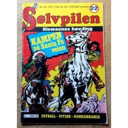 Sølvpilen: 1977 - Nr. 22 - Kampen på Santa Fe-veien
