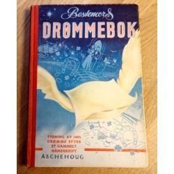 Bestemors drømmebok: Tydning av 1494 drømmer efter et gammelt håndskrift