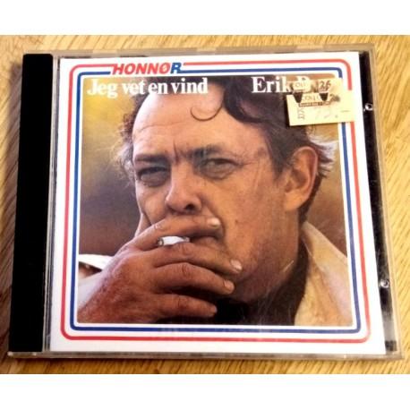 Erik Bye: Jeg vet en vind (CD)