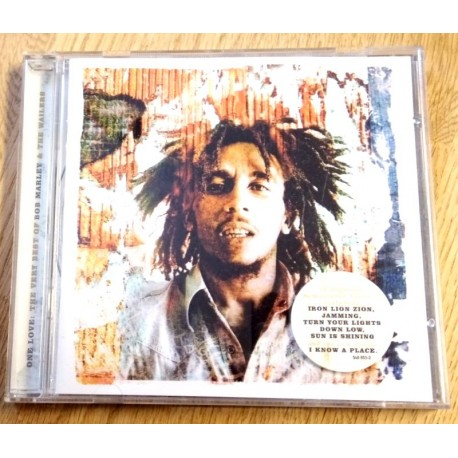 One Love - The Very Best Of Bob Marley & The Wailers (CD)