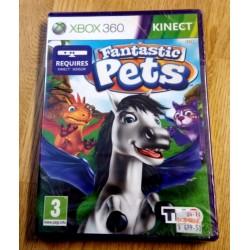 Xbox 360: Fantastic Pets - Kinect (THQ)