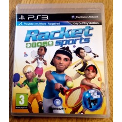 Playstation 3: Racket Sports (Ubisoft)
