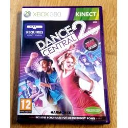 Xbox 360: Dance Central 2 - Kinect (Harmonix)