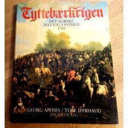 Tyttebærkrigen - Det norske felttog i Sverige 1788