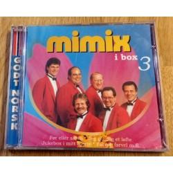 Mimix i box - Nr. 3 (CD)