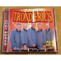Trond Erics: På fest 2 (CD)