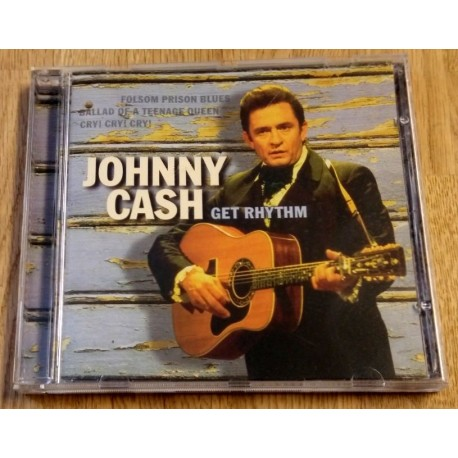 Johnny Cash: Get Rhythm (CD)