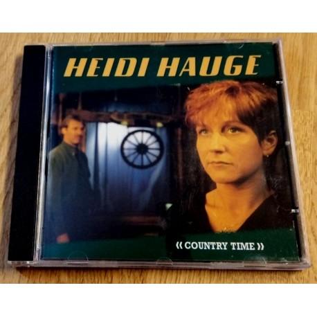 Heidi Hauge: Country Time (CD)