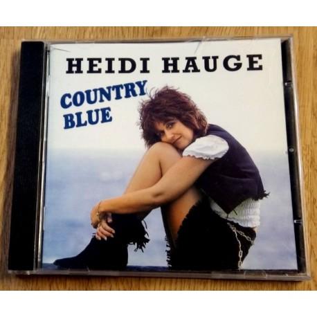 Heidi Hauge: Country Blue (CD)