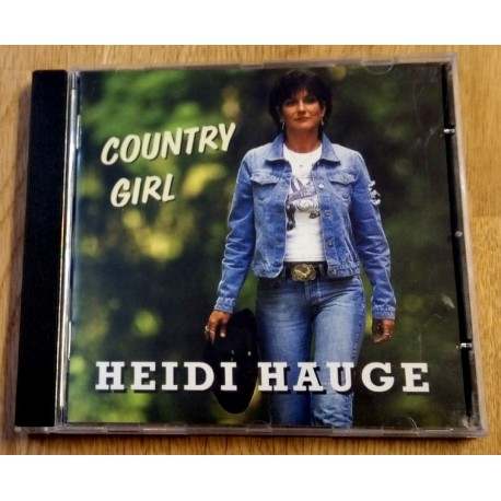 Heidi Hauge: Country Girl (CD)