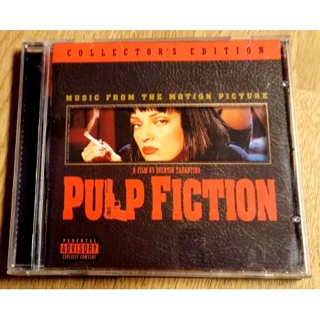 Pulp Fiction - Music from the Motion Picture - Collector's Edition (CD)