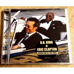 B.B. King & Eric Clapton: Riding with the King (CD)