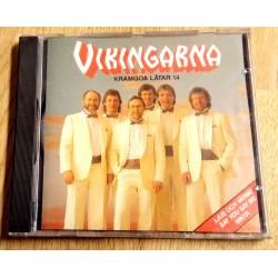 Vikingarna: Kramgoa Låtar 14 (CD)