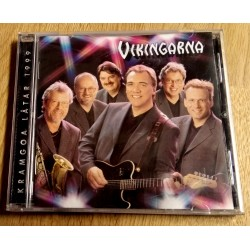 Vikingarna: Kramgoa Låtar 1999 (CD)